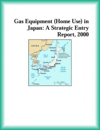 Gas Equipment (Home Use) in Japan