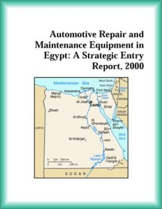 Automotive Repair and Maintenance Equipment in Egypt