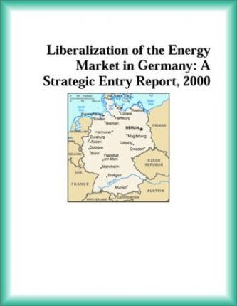 Liberalization of the Energy Market in Germany