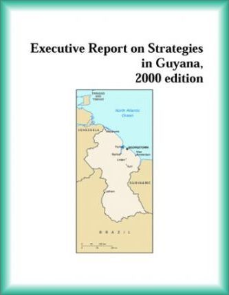 Executive Report on Strategies in Guyana, 2000 Edition