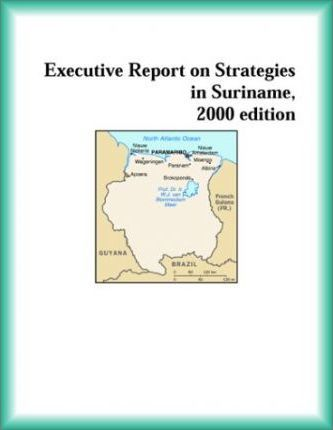 Executive Report on Strategies in Suriname, 2000 Edition