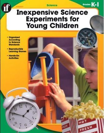 Inexpensive Science Experiments for Young Children, Grades K-1