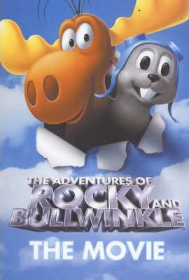 The Adventures of Rocky and Bulwinkle: Movie - Novelisation