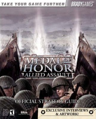 Medal of Honor  Allied Assault Official Strategy Guide