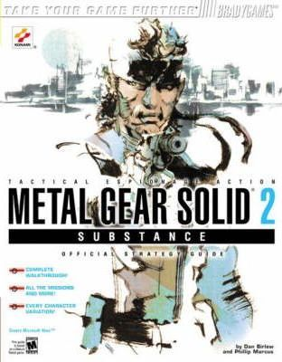 Metal Gear Solid 2: Substance Official Strategy Guide for Xbox: Substance official Strategy Guide