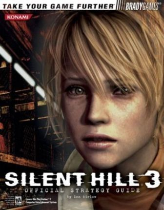 Silent Hill 3 Official Strategy Guide: Official Strategy Guide