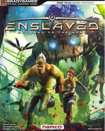Enslaved Odyssey to the West Official Strategy Guide