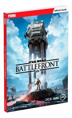 STAR WARS Battlefront Standard Edition Guide : Prima Official Game Guide