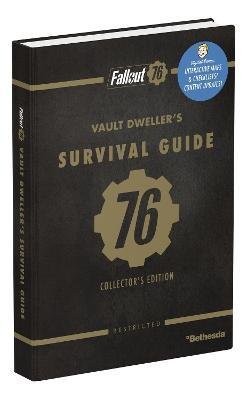 Fallout 76 : Official Collector's Edition Guide