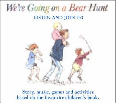 We're Going On A Bear Hunt Audio Book