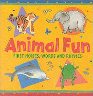 Animal Fun Board Book