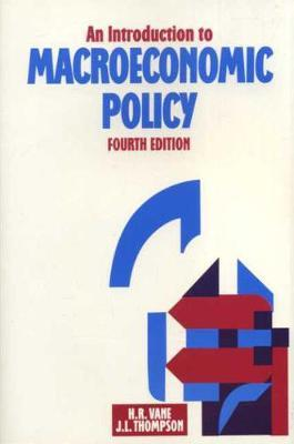 Introduction Macroeconomic Policy