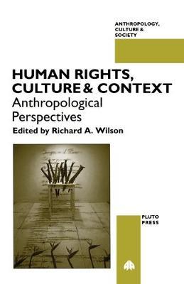 Human Rights, Culture and Context