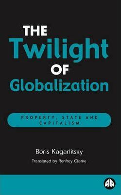 The Twilight of Globalization