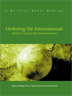 Ordering the International