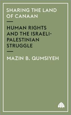 Sharing the Land of Canaan