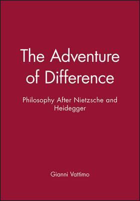The Adventure of Difference