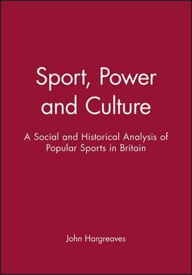 Sport, Power and Culture