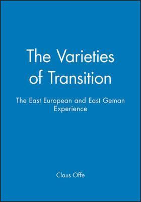 The Varieties of Transition