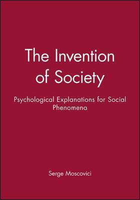 The Invention of Society