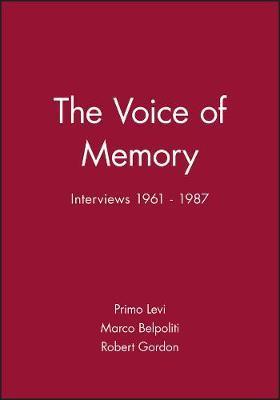 The Voice of Memory