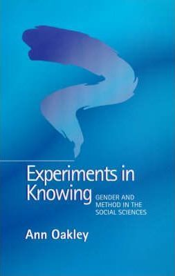 Experiments in Knowing