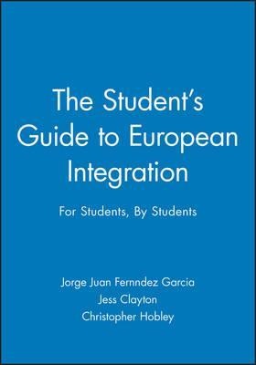 The Student's Guide to European Integration