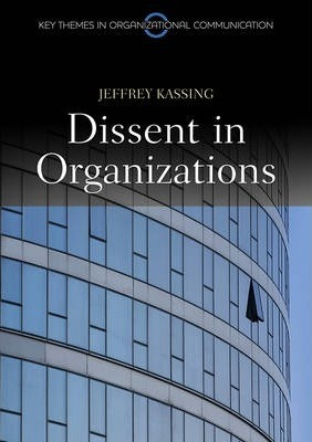 Dissent in Organizations