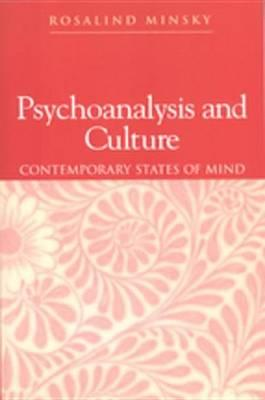Psychoanalysis and Culture