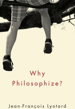 Why Philosophize?