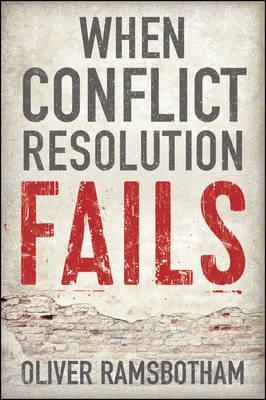 When Conflict Resolution Fails