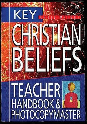 Key Christian Beliefs: Teacher's Handbook & Photocopymaster