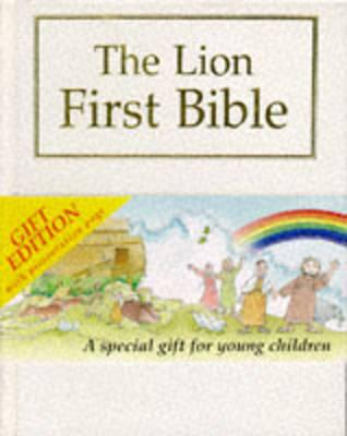 The Lion First Bible: White Gift Edition