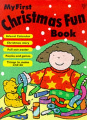 My First Christmas Fun Book