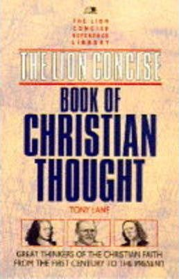 The Lion Concise Book of Christian Thought