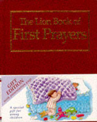 The Lion Book of First Prayers