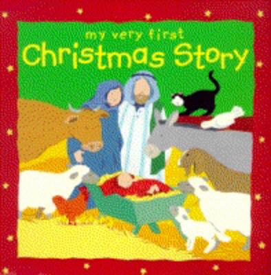 My Very First Christmas Story Book