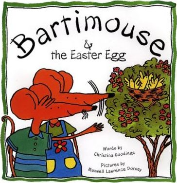 Bartimouse and the Easter Egg