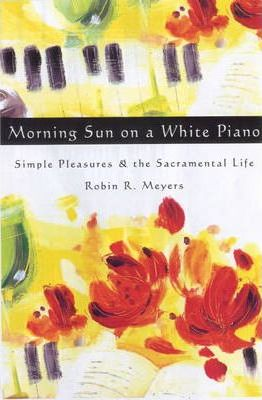 Morning Sun on a White Piano
