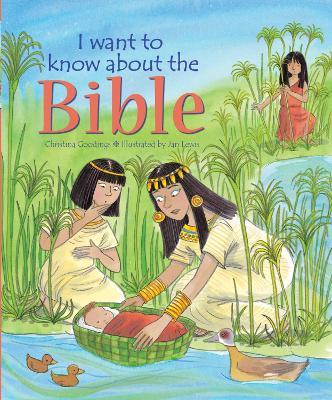 I want to know about the Bible