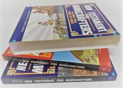 The Unofficial Bible for Minecrafters OT & NT