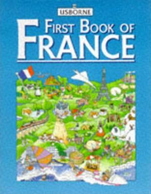 Usborne First Book of France