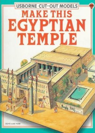Make This Model Egyptian Temple