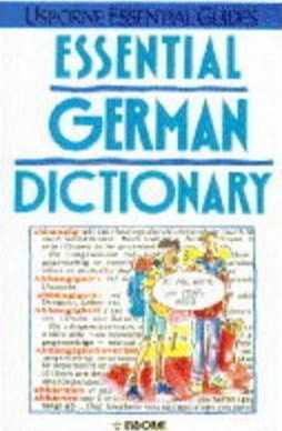 Essential German Dictionary