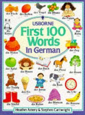First 100 Words in German
