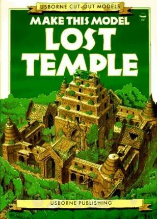 Make This Model Lost Temple