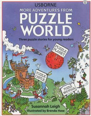 More Adventures in Puzzle World