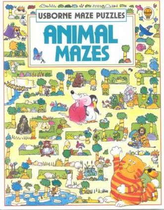 Animal Mazes