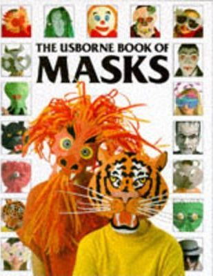 Usborne Book of Masks