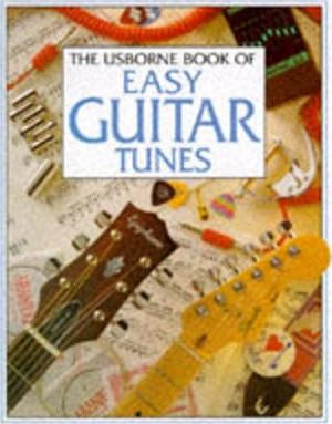Usborne Book of Easy Guitar Tunes